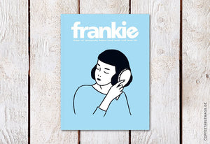 frankie magazine – Issue 82 – Cover