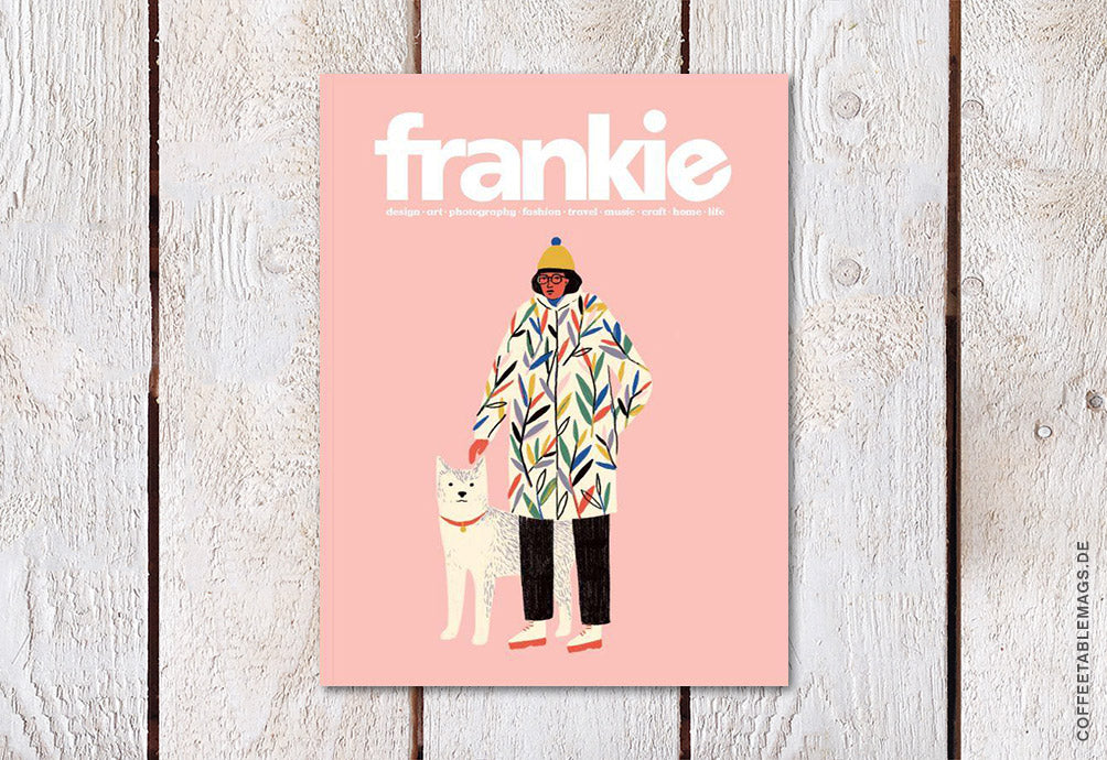 frankie magazine – Issue 83 – Cover