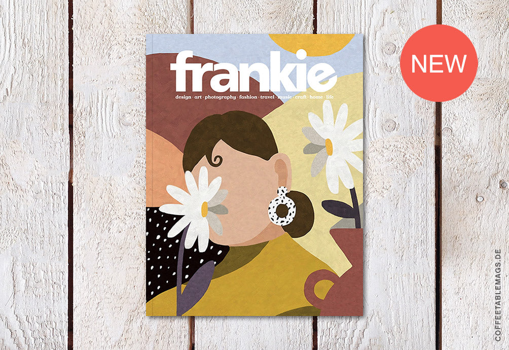 Frankie Magazine – Issue 89 – Cover