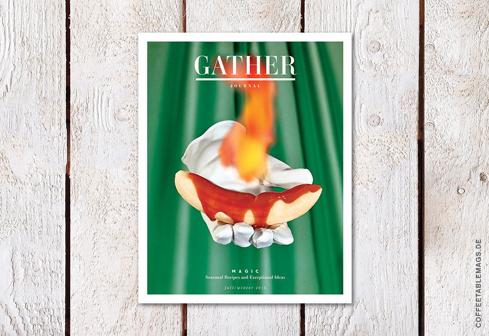 Gather Journal – Issue 6 – Cover