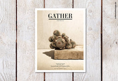 Gather Journal – Issue 5 – Cover