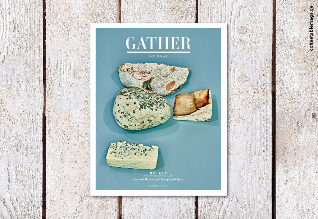 Gather Journal – Issue 8 – Cover