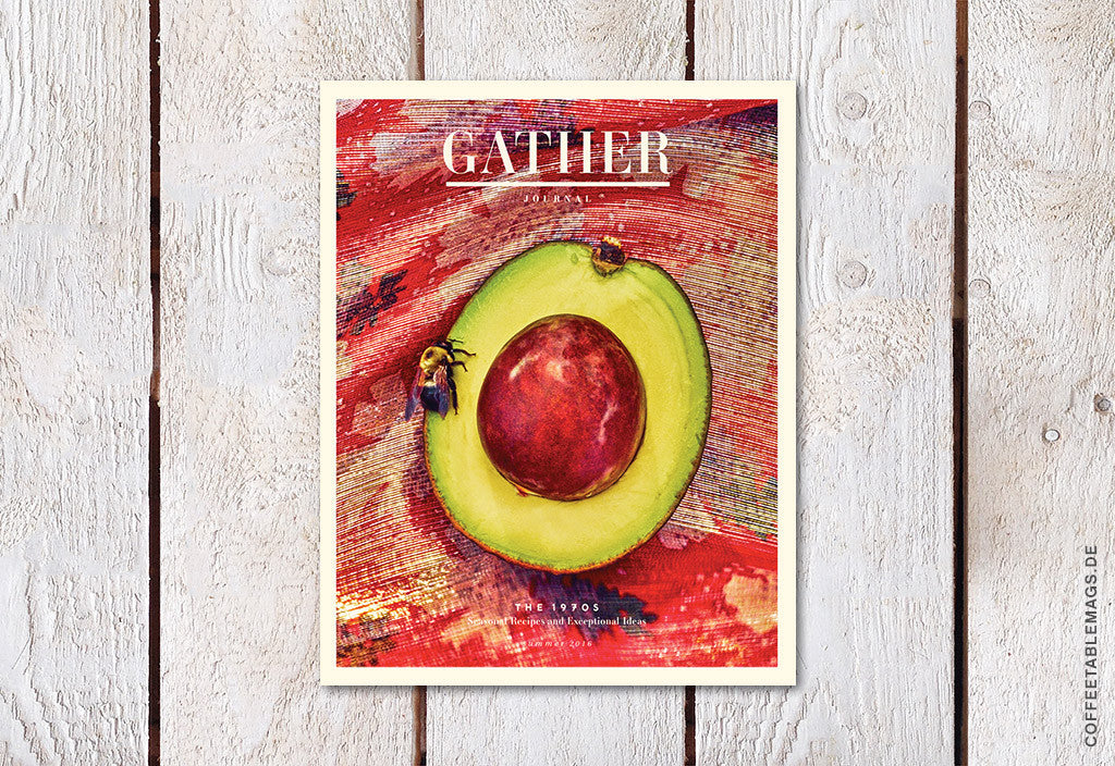 Gather Journal – Issue 9 – Cover