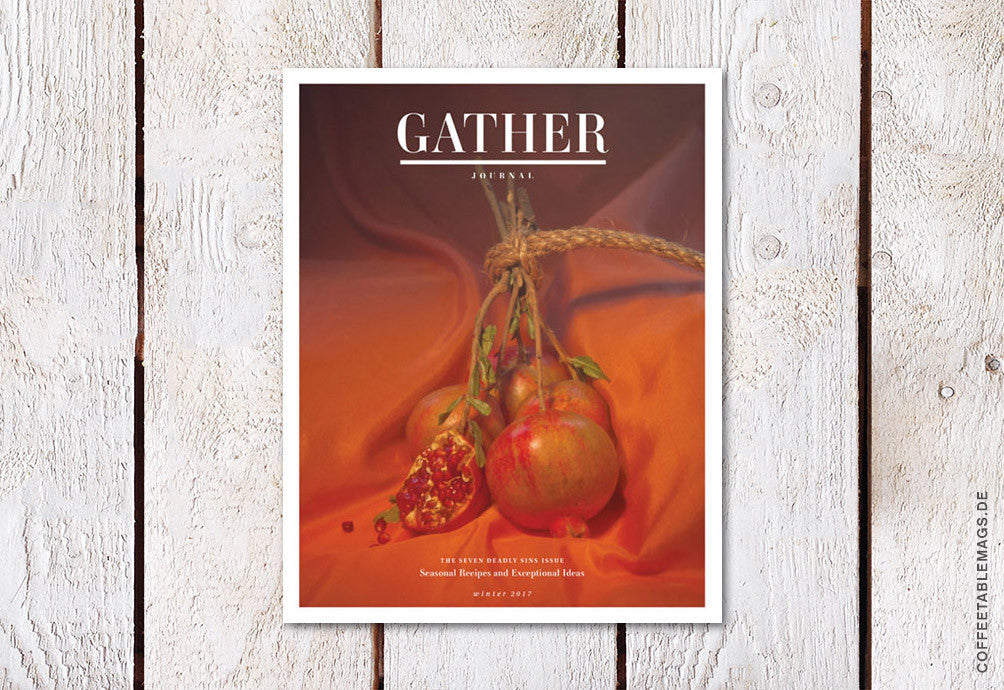 Gather Journal – Issue 10 – Cover