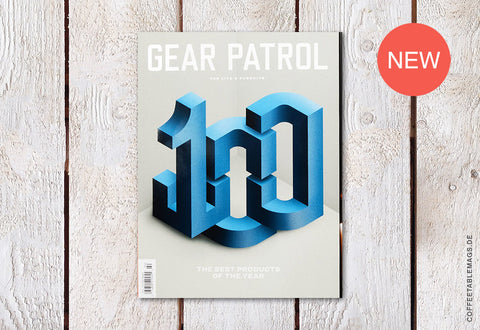 Gear Patrol Magazine – Issue 12: The 2019 GP100 – Cover