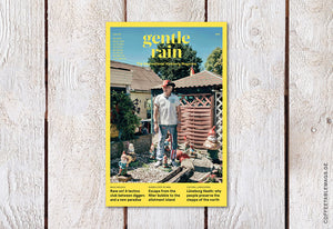 gentle rain – Issue 3 – Cover