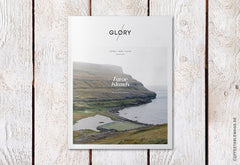 Glory Magazine – Issue 1: Faroe Islands – Cover
