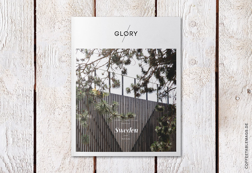 Glory Magazine – Issue 3: Sweden – Cover