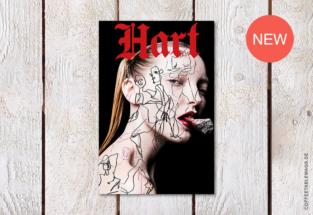 HART Magazine – Issue 1 – Cover