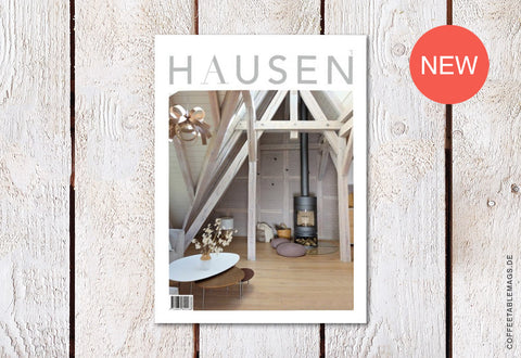 Hausen Magazin – Issue 3 (German Only)