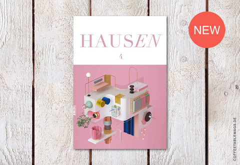 Hausen Magazin – Issue 4 – Cover