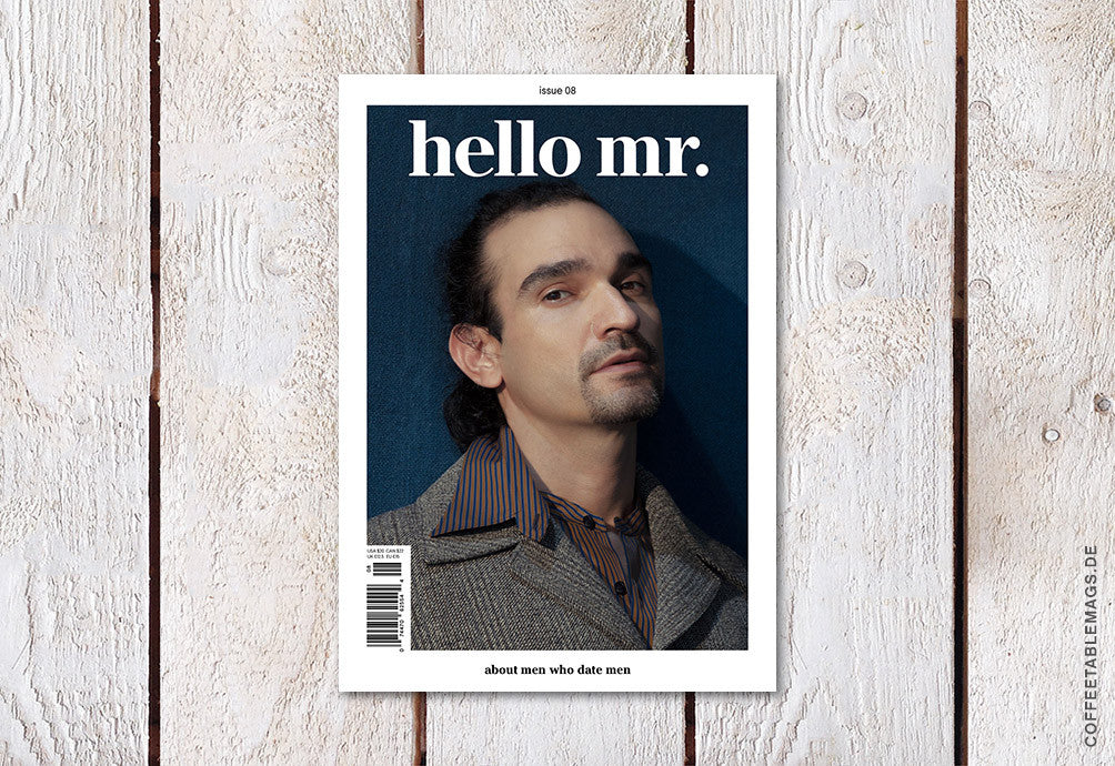 Hello Mr. – Issue 8 – Cover