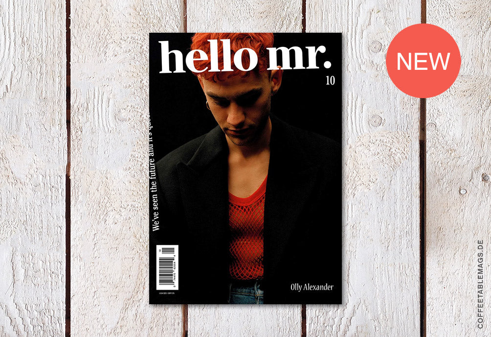 Hello Mr. – Issue 10: The Final Issue – Cover