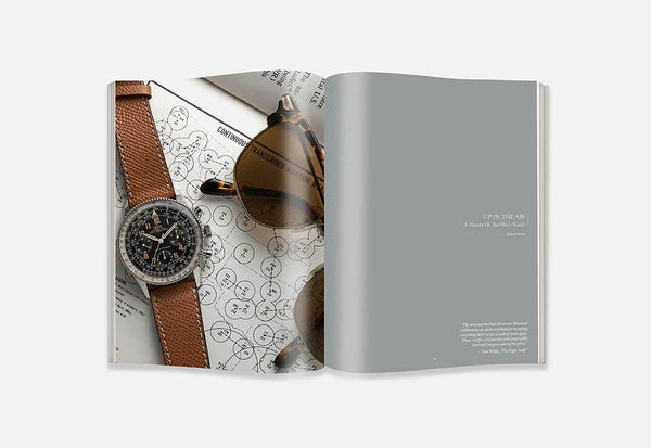 Hodinkee Magazine – Volume 01 – Inside 01