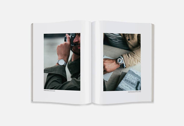 Hodinkee Magazine – Volume 01 – Inside 03