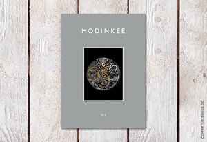 Hodinkee Magazine – Volume 04 – Cover