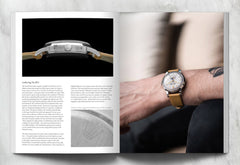 Coffee Table Mags / Independent Magazines / Hodinkee Magazine – Volume 04 – Inside 01