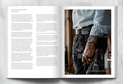 Coffee Table Mags / Independent Magazines / Hodinkee Magazine – Volume 04 – Inside 02