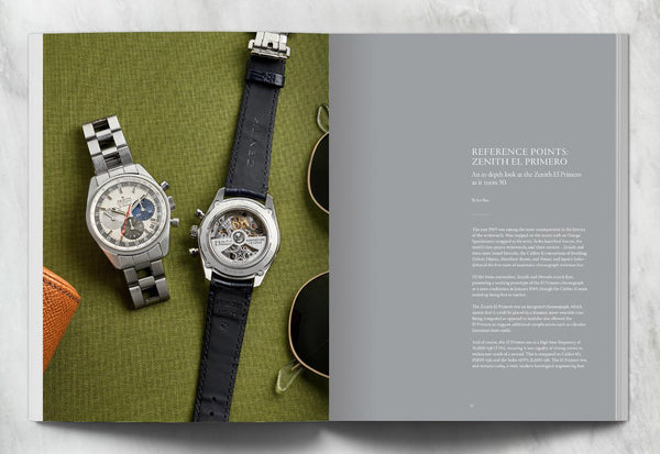 Coffee Table Mags / Independent Magazines / Hodinkee Magazine – Volume 04 – Inside 05