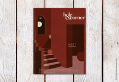 Hole & Corner – Issue 16: The Nest Issue – Cover: Evening