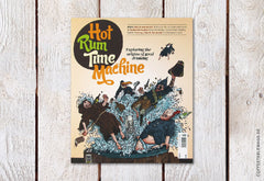 Hot Rum Cow – Issue 10 – The Time Machine Issue – Cover