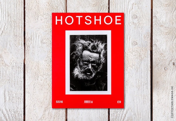 Hotshoe – Issue 196 (SS16) – Cover
