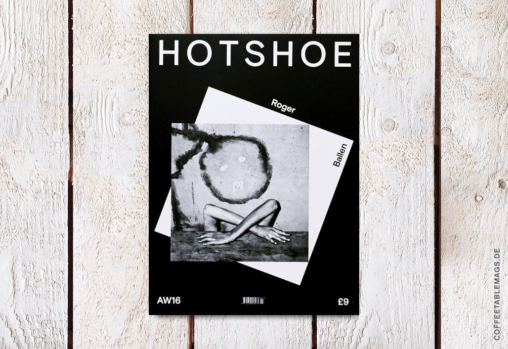Hotshoe – Issue 197 (AW16) – Cover