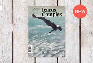 Icarus Complex – Issue 02 – Cover