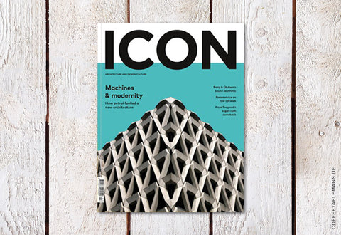Icon Magazine – Issue 196 – Cover
