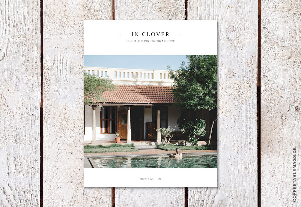 In Clover Magazine – Volume 04 – Cover