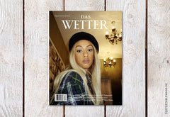 Coffee Table Mags // Independent Magazines // Das Wetter – Nummer 17 – Cover