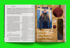 Coffee Table Mags // Independent Magazines // Das Wetter – Nummer 17 – Inside 04