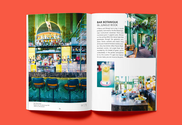 Coffee Table Mags // Independent Magazines & Books // Ankerwechsel – Hello Amsterdam: 27 Tips on cafés, culture and more – Inside 06