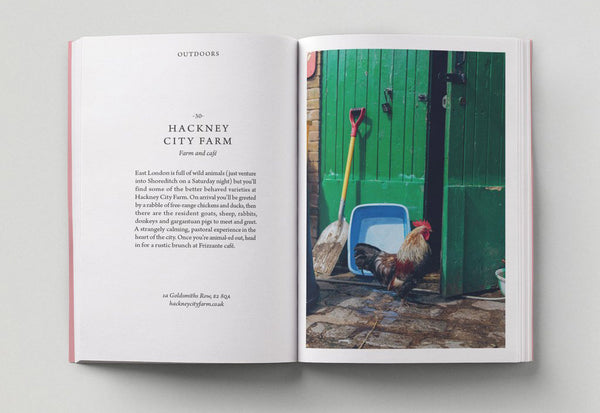 Coffee Table Mags // Independent Magazines & Books // East London: An Opinionated Guide (2nd Edition) – Inside 03