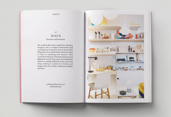 Coffee Table Mags // Independent Magazines & Books // East London: An Opinionated Guide (2nd Edition) – Inside 07