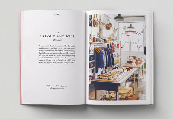 Coffee Table Mags // Independent Magazines & Books // East London: An Opinionated Guide (2nd Edition) – Inside 09