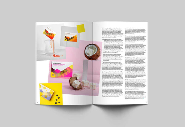 Coffee Table Mags // Independent Magazines // 99 Percent Lifestyle – Volume 04 – Inside 09