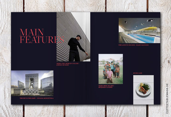 Coffee Table Mags // Independent Magazines // Akin Magazine  – Issue 01: Zaha Hadid – Inside 06