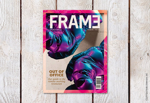Coffee Table Mags // Independent Magazines // Frame Magazine – Number 126 – Cover