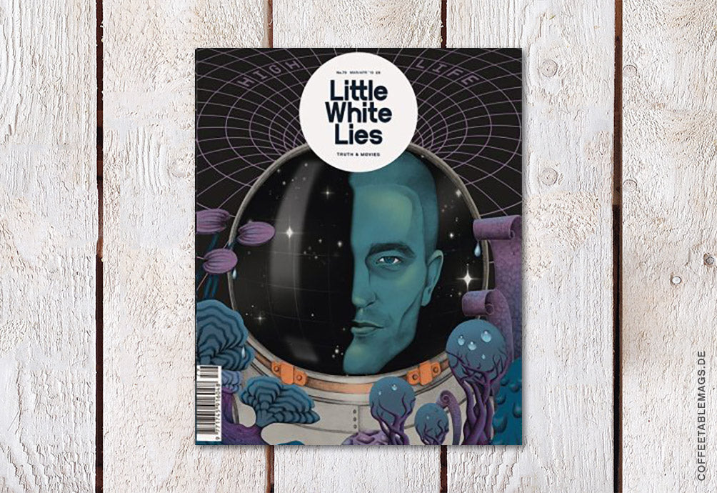 Little White Lies – Issue 79: The High Life issue – Cover