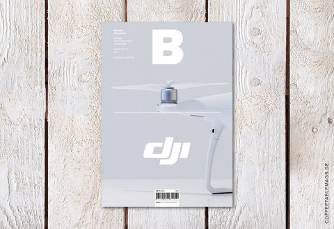 Coffee Table Mags // Independent Magazines // Magazine B – Issue 71: DJI – Cover