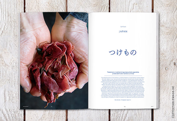 Coffee Table Mags // Independent Magazines // Magazine F – Issue 01: Salt – Inside 05