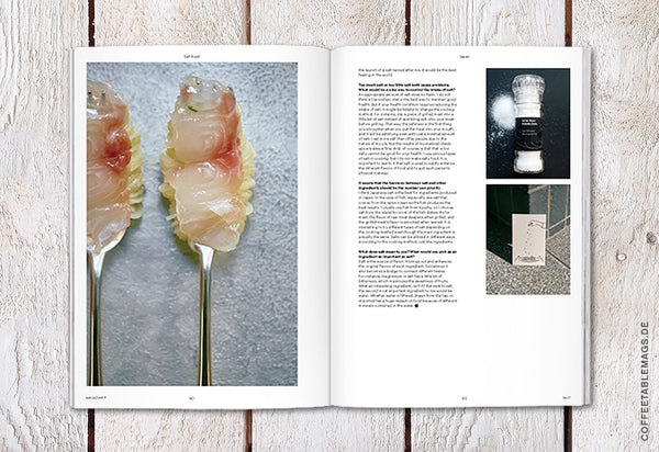 Coffee Table Mags // Independent Magazines // Magazine F – Issue 01: Salt – Inside 06