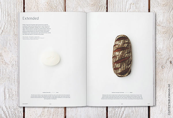 Coffee Table Mags // Independent Magazines // Magazine F – Issue 01: Salt – Inside 10