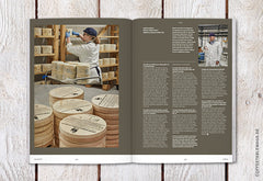 Coffee Table Mags // Independent Magazines // Magazine F – Issue 02: Cheese – Inside 10