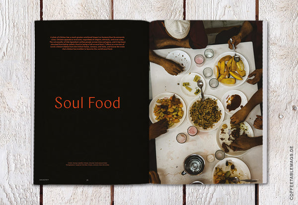 Coffee Table Mags // Independent Magazines // Magazine F – Issue 03: Chicken – Inside 02