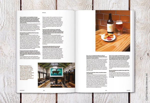Coffee Table Mags // Independent Magazines // Magazine F – Issue 03: Chicken – Inside 07