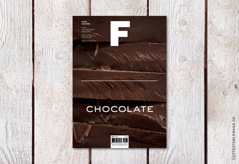 Magazine F – Issue 06: Chocolate – Cover