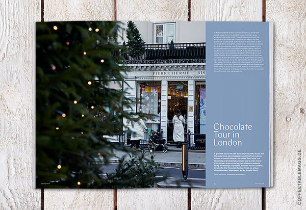 Coffee Table Mags / Independent Magazines / Magazine F – Issue 06: Chocolate – Inside 05