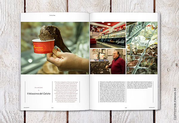Coffee Table Mags / Independent Magazines / Magazine F – Issue 06: Chocolate – Inside 07